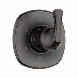 DELTA® T11992-RB 3-Port 6-Setting Diverter Trim, Hand Shower Yes/No: No, Venetian Bronze