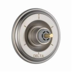 DELTA® T11997-SSLHP 3-Port 6-Setting Diverter Trim, Hand Shower Yes/No: No, Brilliance® Stainless Steel