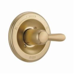 DELTA® T14038-CZ Monitor® 14 Valve Trim, 2.5 gpm Shower, Champagne Bronze