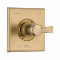 DELTA® T14051-CZ Monitor® 14 Valve Trim, 2.5 gpm Shower, Champagne Bronze