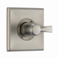 DELTA® T14051-SS Monitor® 14 Valve Trim, 2.5 gpm Shower, Stainless Steel
