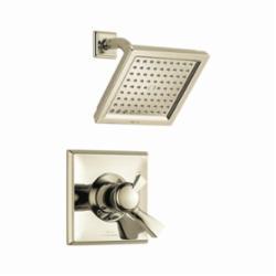 DELTA® T17251-PN Monitor® 17 Shower Trim, 2.5 gpm Shower, Hand Shower Yes/No: No, Polished Nickel