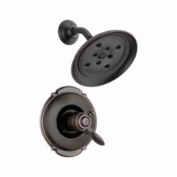 DELTA® T17255-RBH2O Monitor® 17 Victorian® Shower Trim, 1.75 gpm Shower, Hand Shower Yes/No: No, Venetian Bronze