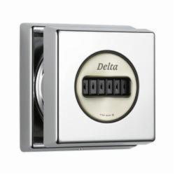 DELTA® T50050 Dryden™ Body Spray Trim, H2Okinetic® Spray, 1.6 gpm Maximum, Domestic