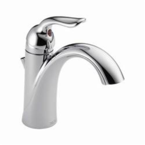 DELTA® 538 Lahara® Centerset Lavatory Faucet With Metal Pop-Up Drain