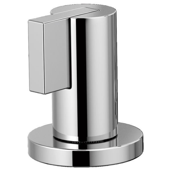 Brizo® HL5332-PC Litze™ Two Lavatory Faucet Lever Handle Kit, Chrome Plated, Import