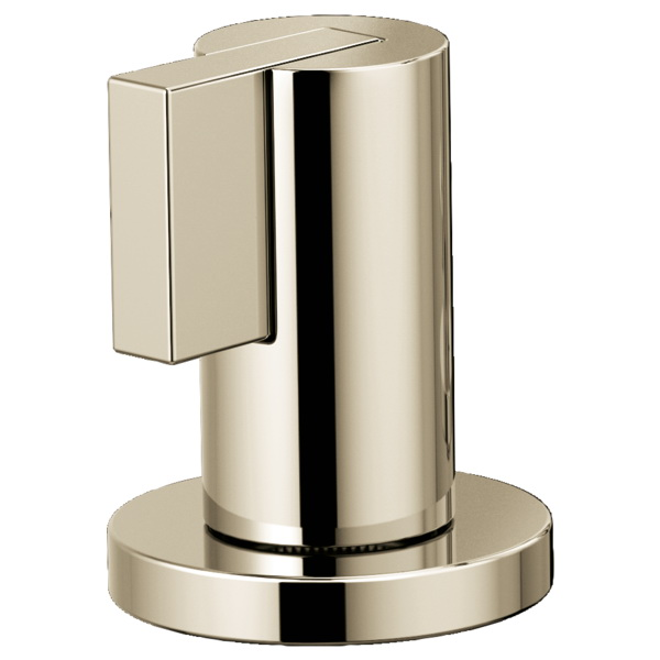 Brizo® HL5332-PN Litze™ Two Lavatory Faucet Lever Handle Kit, Polished Nickel, Import