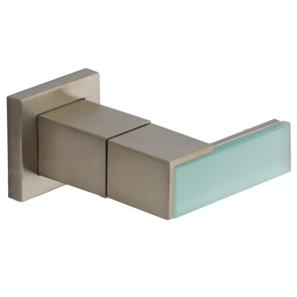 Brizo® HL5881-BN Siderna® Two Wall Mount Lavatory Faucet Lever Handle, Brushed Nickel, Import