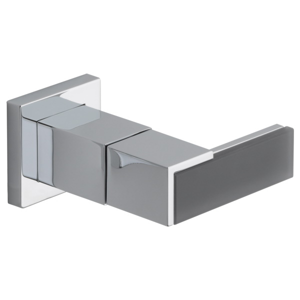 Brizo® HL5882-PC Siderna® Two Wall Mount Lavatory Faucet Lever Handle, Chrome Plated, Import