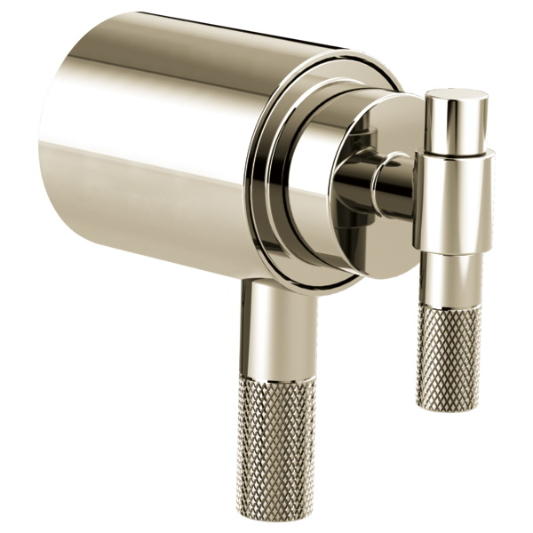 Brizo® HL6033-PN TempAssure® Litze™ Single Thermostatic Trim T-Lever Handle Kit, Polished Nickel, Import