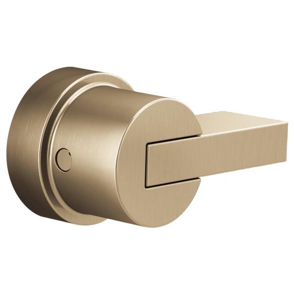 Brizo® HL6632-GL Litze™ SENSORI® Single Thermostatic Lever Handle Kit, Luxe Gold, Import