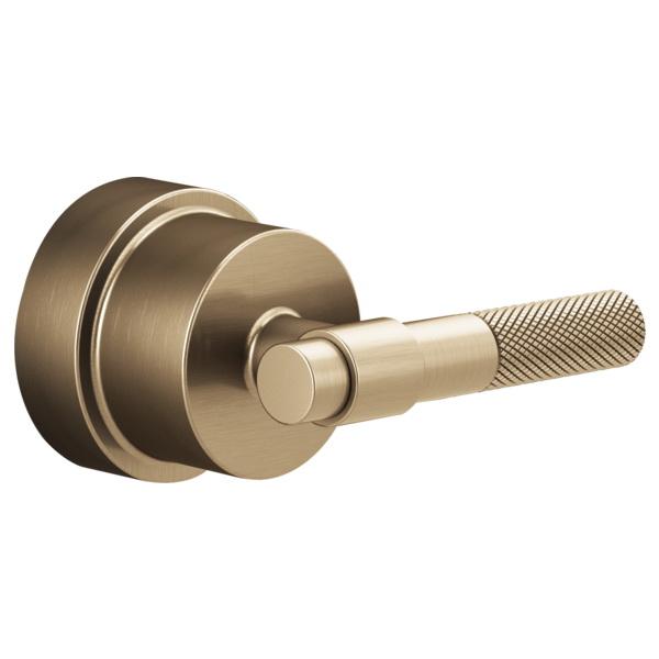 Brizo® HL6633-GL Litze™ SENSORI® Single Thermostatic T-Lever Handle Kit, Luxe Gold, Import