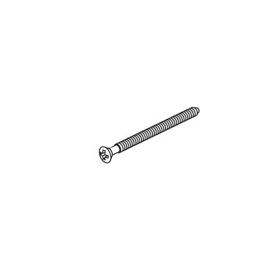 Brizo® RP12630BN Long Trim Screw, 3-3/4 in, For Use With Model 58045, 58064 and 58065 Traditional In2ition Two-in-One Hand Shower