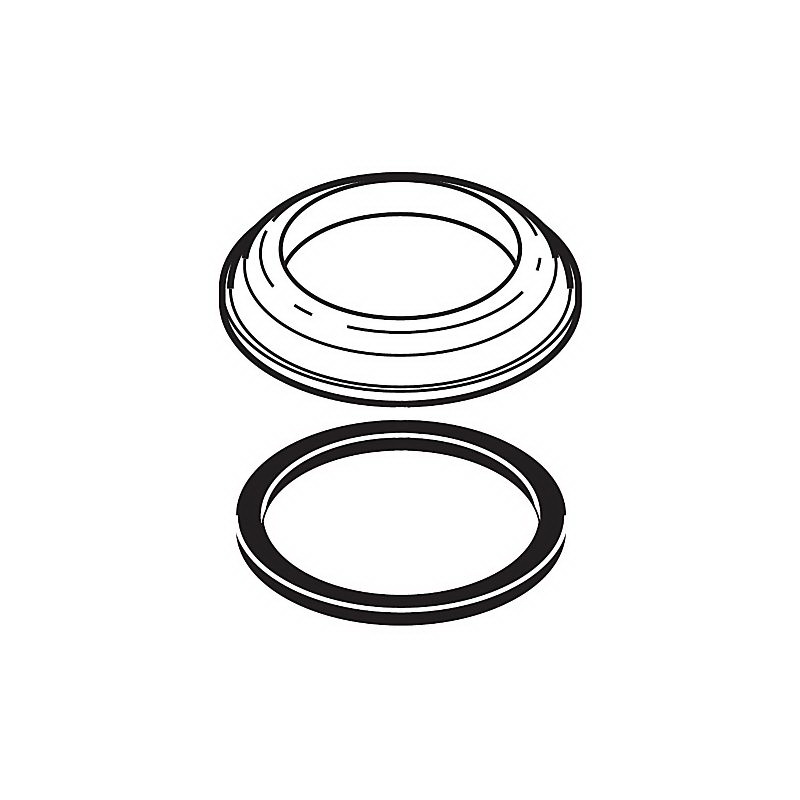 Brizo® RP23611SS Base With Gasket, Stainless Steel