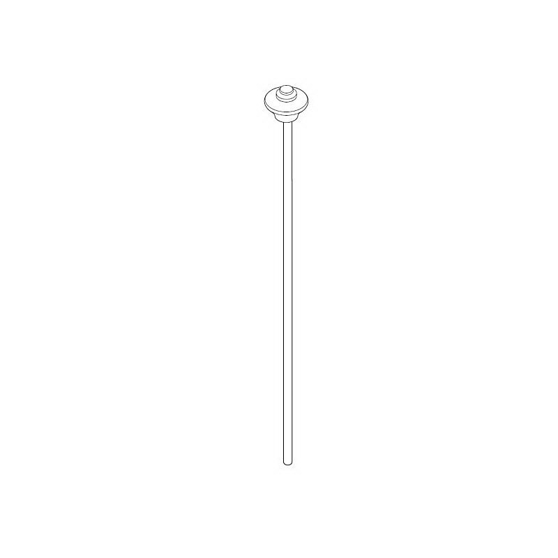 Brizo® RP23629BB Lift Rod Assembly, Brilliance® Brass