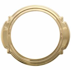 DELTA® RP34359PB 14 Series Victorian® Decorative Trim Ring, Brilliance® Polished Brass, Import