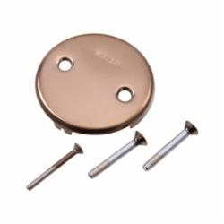 DELTA® RP43153RB Toe Operated Overflow Plate With Screw, Venetian Bronze, Domestic