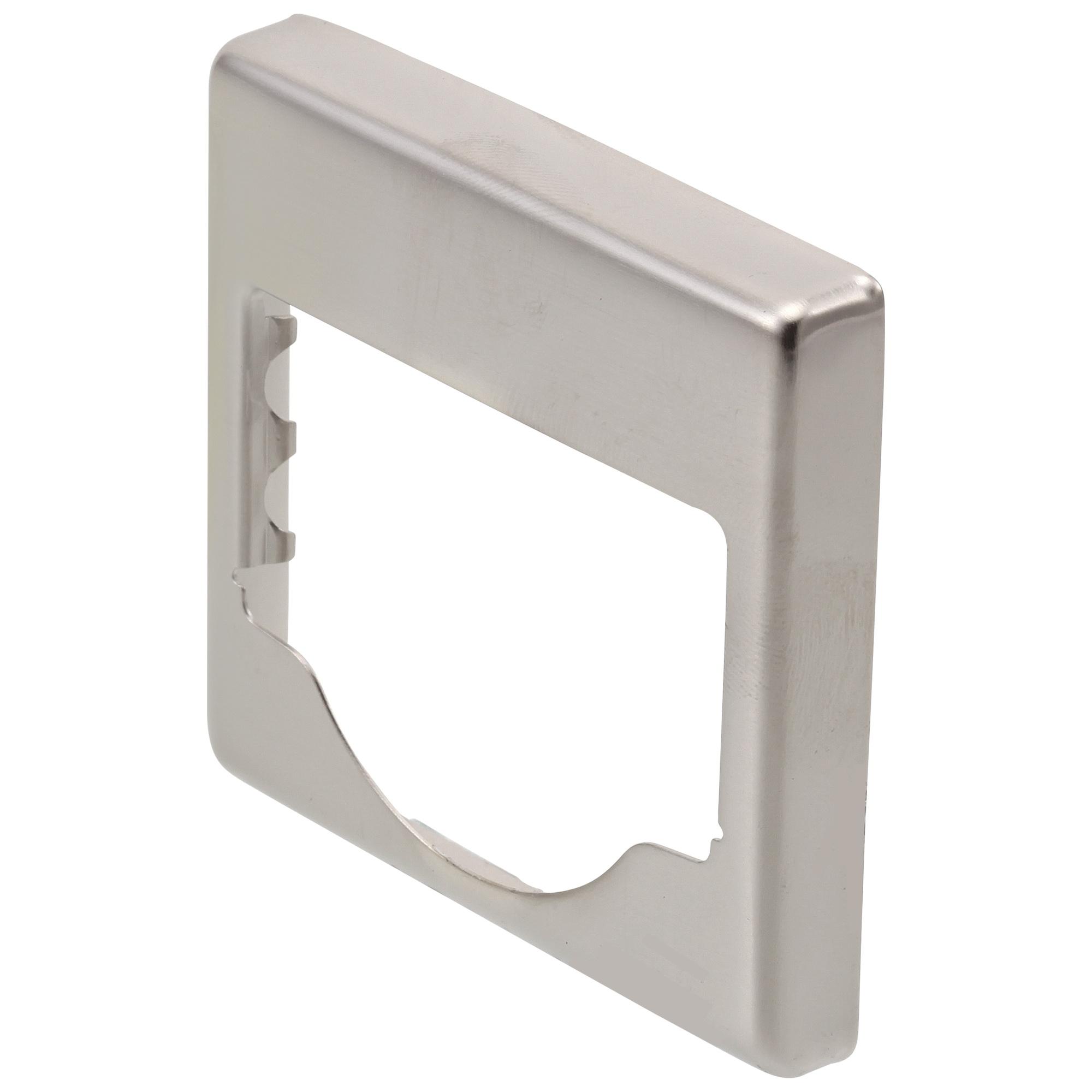 Brizo® RP49761BN Siderna® Tub and Shower Spout Flange, Brushed Nickel, Import