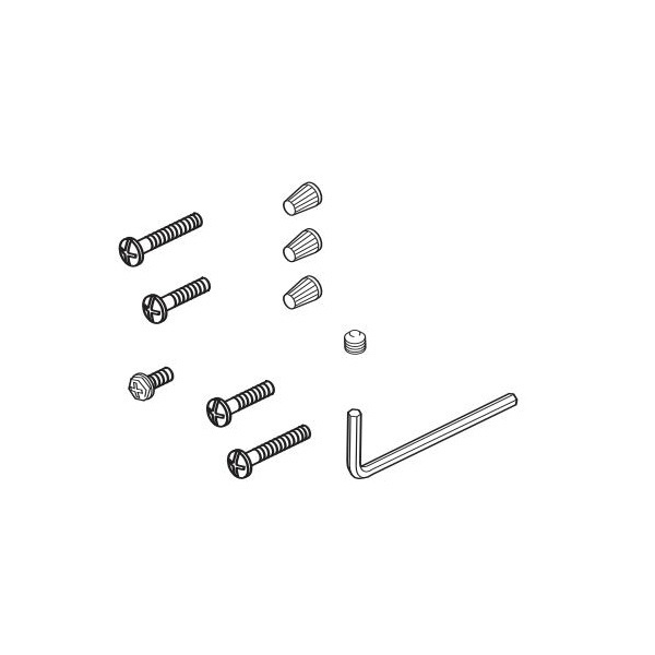 Brizo® RP50679 RSVP® Mounting Hardware, For Use With Model 69970 Light Fixture, Import