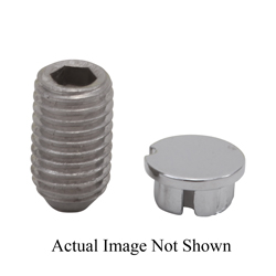 DELTA® RP51019BL Set Screw and Button, For Use With Zura® Monitor® 14 Series T14074, T14274, T14474, T14274-LHD and T14474-LHD Valve Only Trim, Import