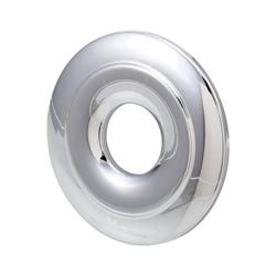 DELTA® RP51924BL 3-Setting Escutcheon, For Use With Vero® T11800, T11851, T11853, T11855 2-Port Diverter Trim, Matte Black, Import