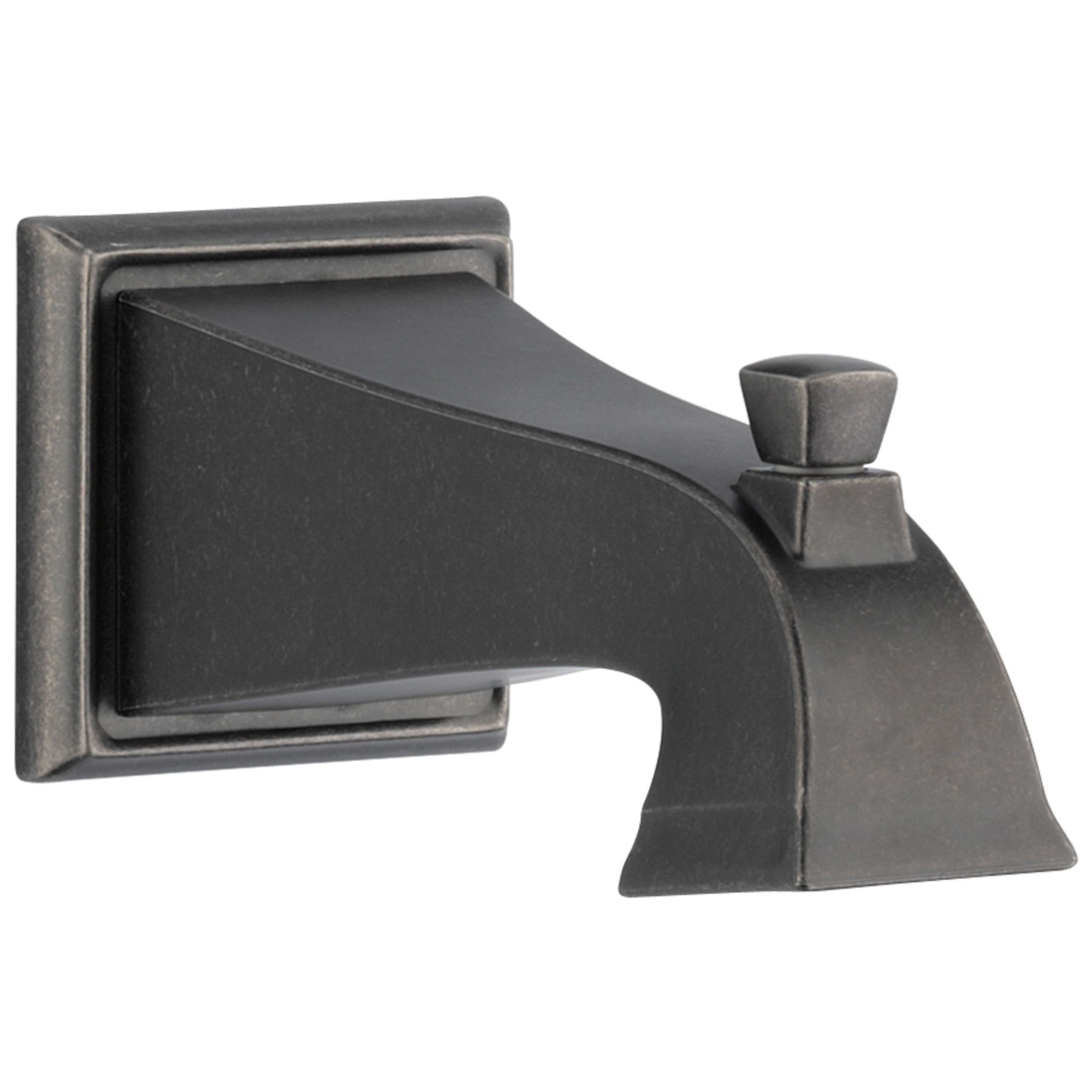 DELTA® RP52148PT Dryden™ Pull-Up Diverter Tub Spout, Aged Pewter