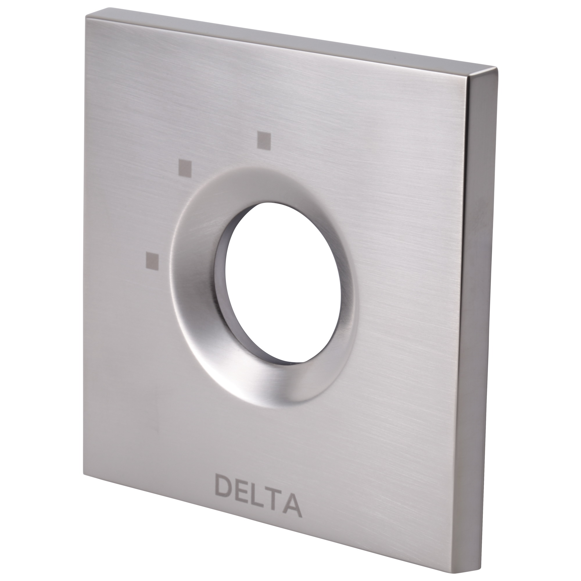 DELTA® RP62380SS Vero® 3-Setting Escutcheon, Stainless Steel, Import