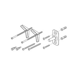 Brizo® RP70592 Charlotte® Mounting Hardware, For Use With Model 697085 Light Fixture, Import