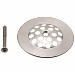DELTA® RP7430BN Modern Dome Strainer With Screw, Metal, Brilliance® Brushed Nickel, Domestic