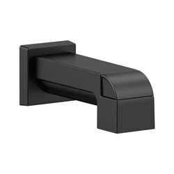 DELTA® RP75435BL Ara® Pull-Up Diverter Tub Spout, Matte Black, Import