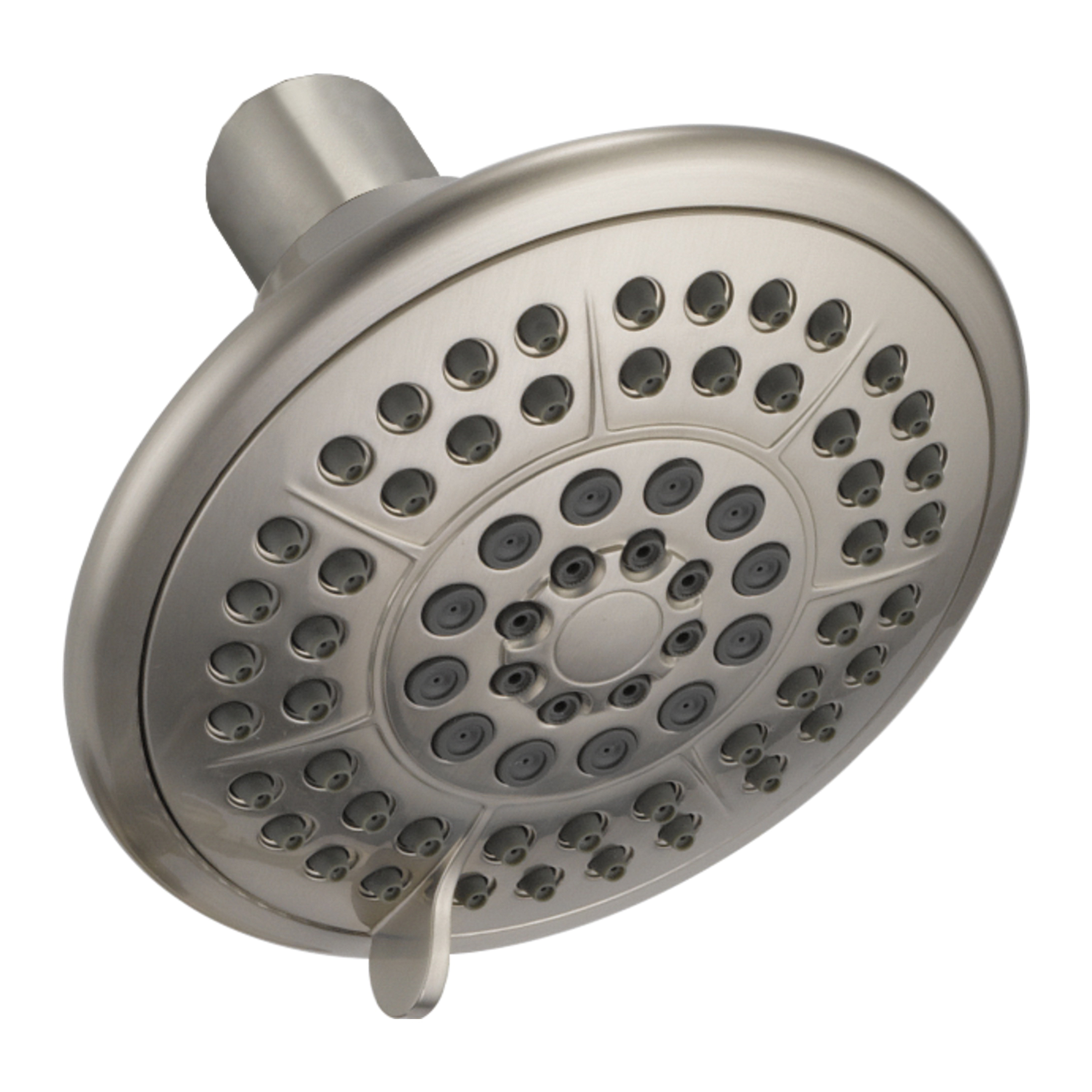 DELTA® RP78575SS Shower Head, 2 gpm, 5 Sprays, Wall Mount, Import