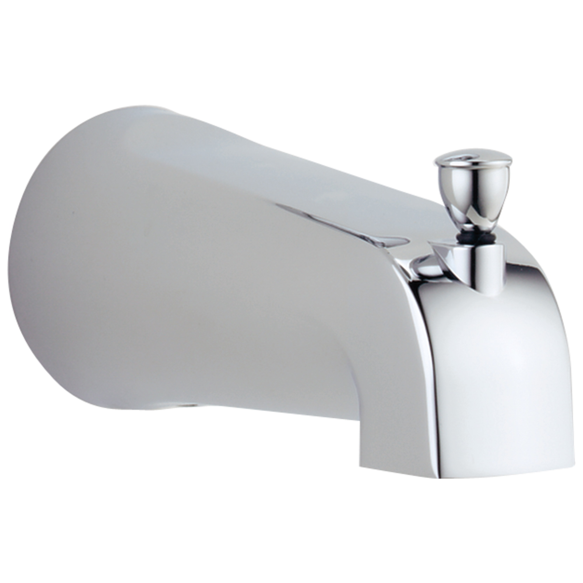 DELTA® RP81273 Windemere® Slip-On Tub Spout, Plastic, Chrome Plated