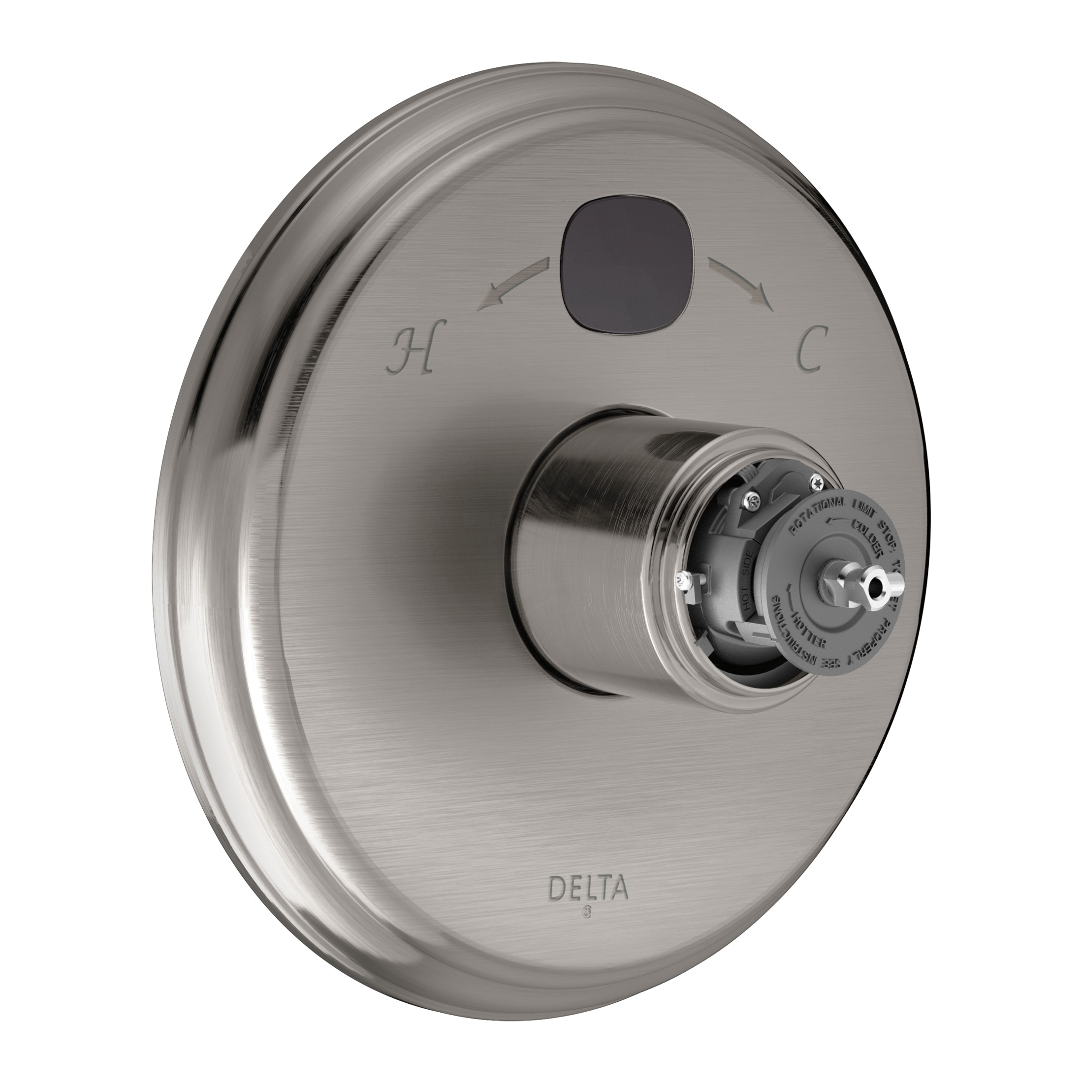DELTA® T14000-SST2O-LHP 14 Series Traditional Valve Only, Stainless Steel