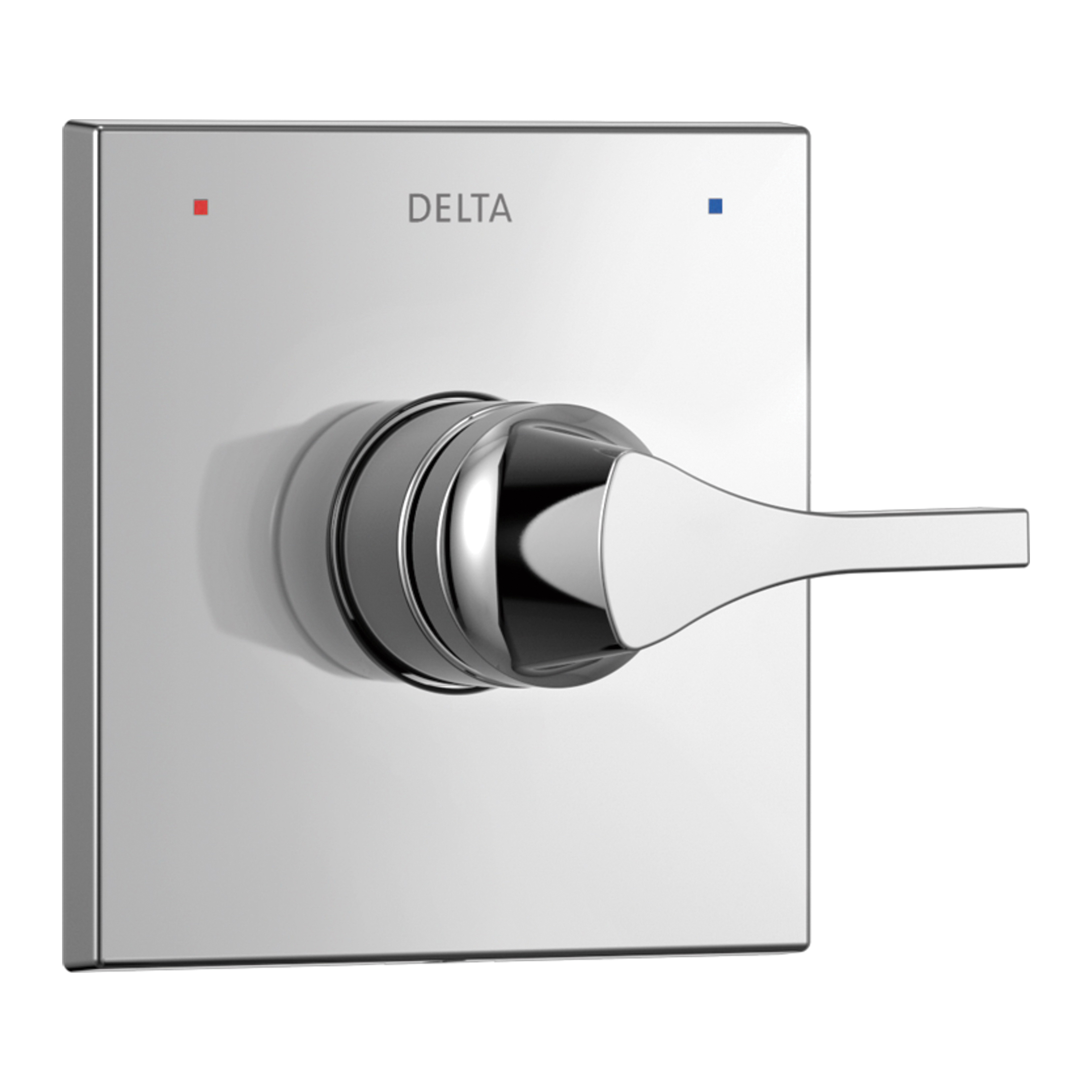DELTA® T14074 Monitor® 14 Valve Trim Only, 2 gpm Shower, Chrome Plated