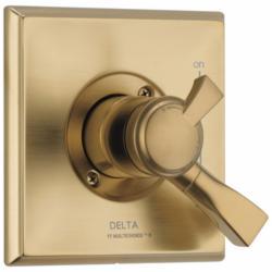 DELTA® T17051-CZ Monitor® 17 Dryden™ Valve Trim, Brilliance® Champagne Bronze