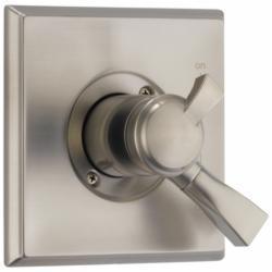 DELTA® T17051-SP Monitor® 17 Dryden™ Valve Trim, SpotShield® Stainless Steel