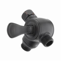 DELTA® U4929-RB-PK 3-Way Shower Arm Diverter, Hand Shower Yes/No: No, Venetian Bronze