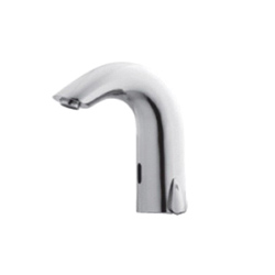 DELTA® DEMD-111LF Lavatory Faucet, 0.5 gpm, Chrome Plated, Lithium Battery, Import