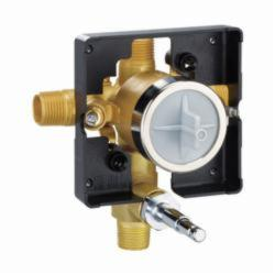 DELTA® R10300-UNWS Universal Diverter Valve, MultiChoice®, For Use With: MultiChoice® Universal Single or Dual Function Trim, Brass, Import