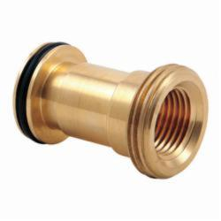 DELTA® RP12307 Tub Spout Adapter With O-Ring, Brass, Chrome Plated, Domestic, Commercial