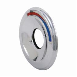DELTA® RP21630 Escutcheon, For Use With 1-Handle Pressure Balance Tub and Shower, 7-1/2 in L x 8 in H x 3-1/2 in W, Chrome Plated, Domestic, Commercial