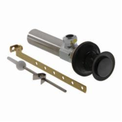 DELTA® RP26533RB Lavatory Drain Assembly Without Lift Rod, Stainless Steel Grid, Metal Drain, Import