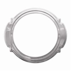 DELTA® RP34359 14 Series Victorian® Decorative Trim Ring, Chrome Plated, Import