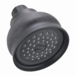 DELTA® RP43164RB Touch-Clean® Shower Head, 2 gpm, 1 Spray, Wall Mount, 3-3/8 in Head, Import