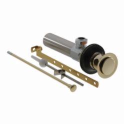 DELTA® RP5651PB Lavatory Drain Assembly, Metal Drain, Import