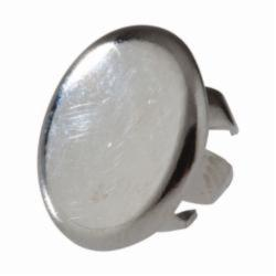 DELTA® RP6068 Plug Button, For Use With 2-Handle Lavatory Faucet, Metal, Chrome Plated, Domestic