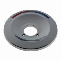 DELTA® RP6083 Shallow Escutcheon, For Use With 600 Series Tub and Shower, Chrome Plated, Domestic