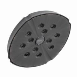 DELTA® RP61265RB Single-Setting Raincan Shower Head, 2 gpm, 1 Spray, Wall Mount, Domestic