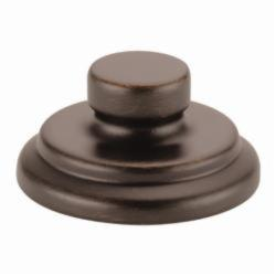 Brizo® RP69066RB Artesso® Traditional® Hole Cover Assembly, 1-7/8 in Dia, Import