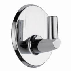 DELTA® U5001-A-PK Hand Shower Pin Wall Mount, For Use With Universal Shower System, Plastic, Import